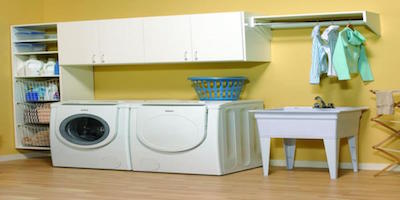 Organize the Laundry Room to Save Time, Effort and Money