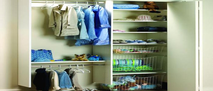 Lets face it kids these days have a lot of stuff closet concepts can help organize that stuff