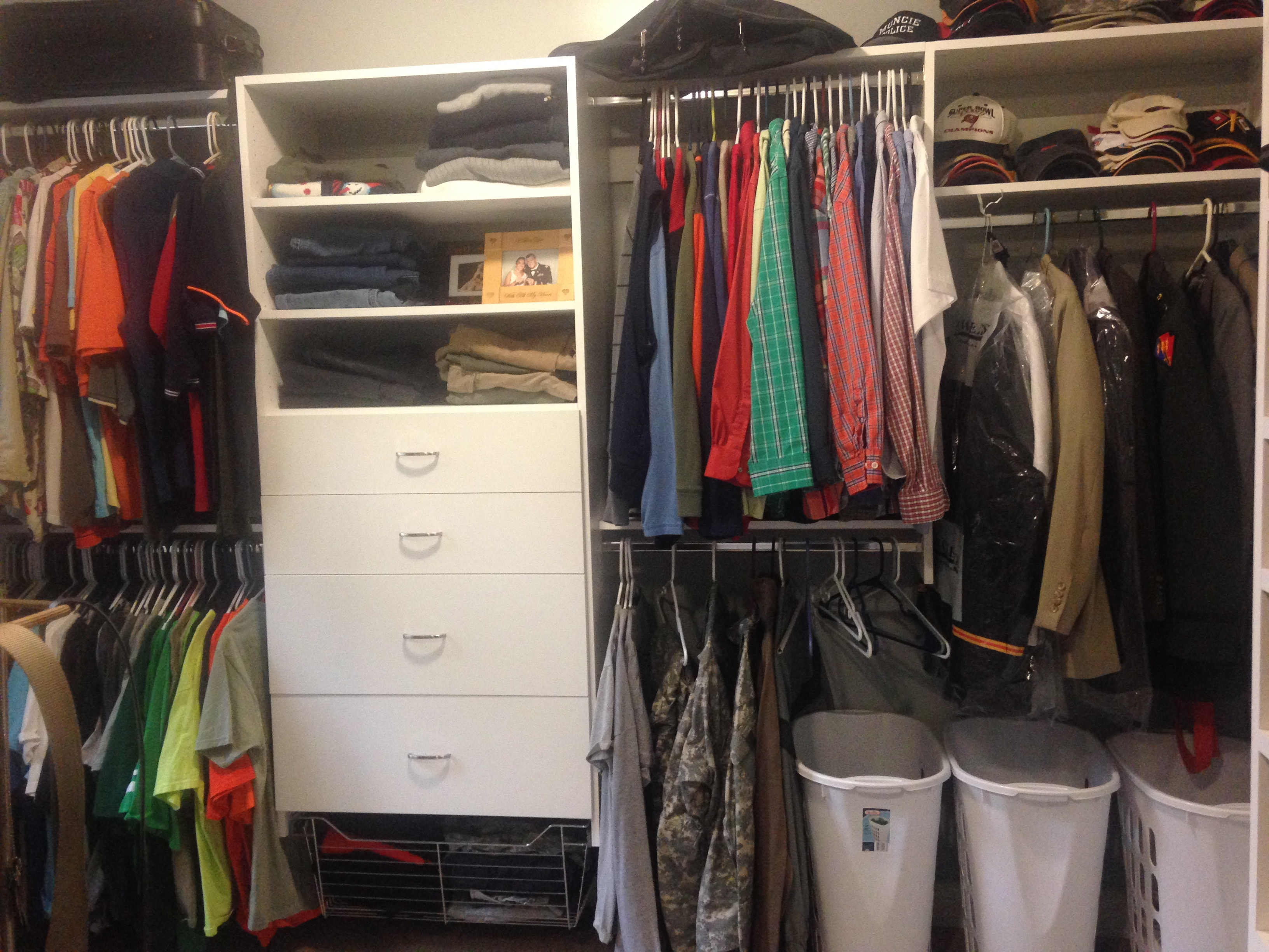 Closet Design: Giving Yourself The Space You Need