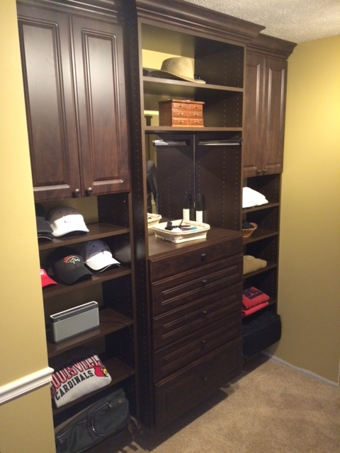 Refresh Your Tiny Old Houses Closets