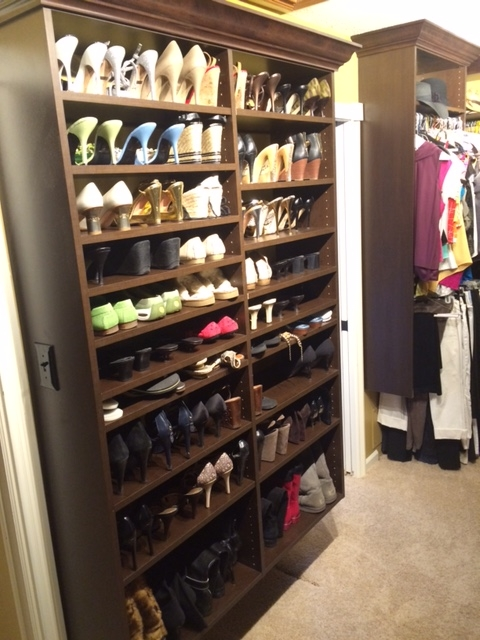 Customized Closets