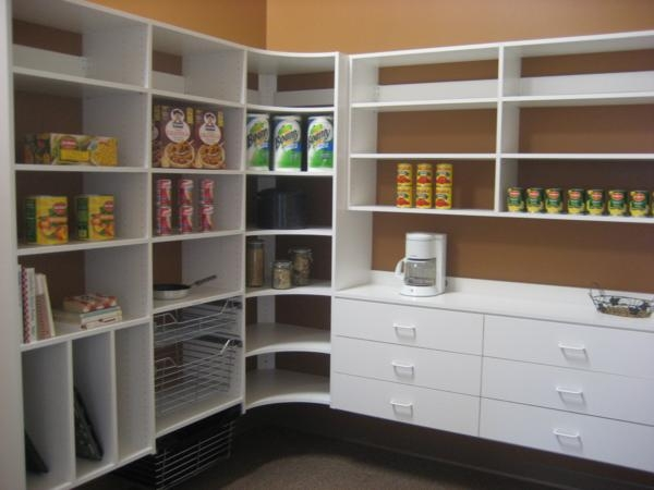 Find The Right Pantry Shelving