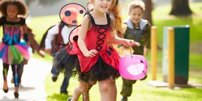 Child Safety at Halloween – Which Colors Are Safe To Wear?