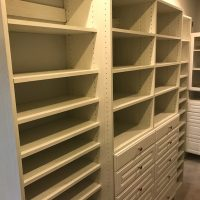 Creating More Space With Closet Organizers